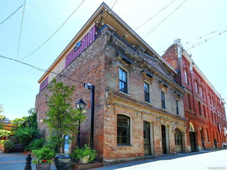 201 1315 Waddington Alley - Vi Downtown Condo Apartment for sale, 1 Bedroom (870287)