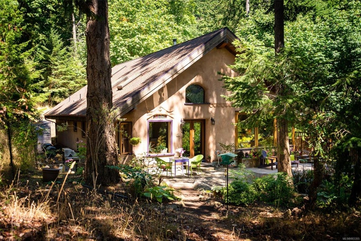 9864 Spalding Rd - GI Pender Island Single Family Detached for sale, 2 Bedrooms (883355)