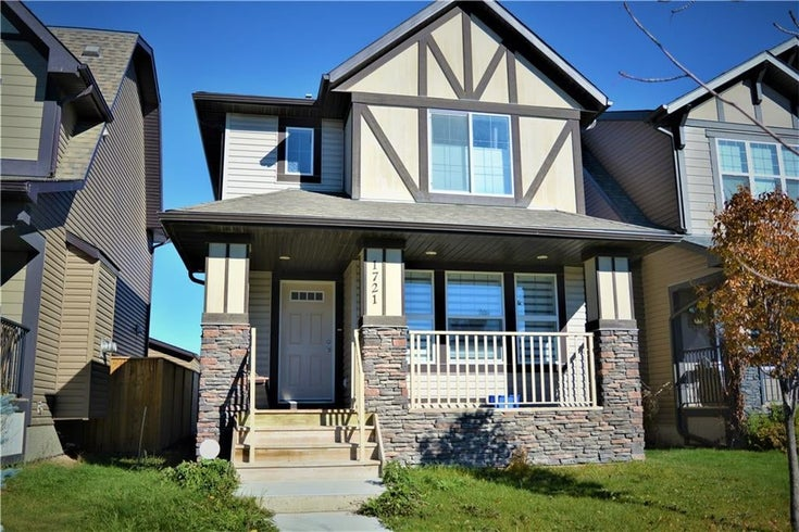 1721 LEGACY Circle SE - Legacy Detached for sale, 3 Bedrooms (A1126767)