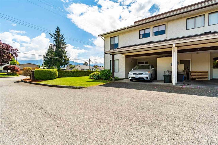 1 9251 HAZEL STREET - Chilliwack E Young-Yale Townhouse for sale, 3 Bedrooms (R2583399)