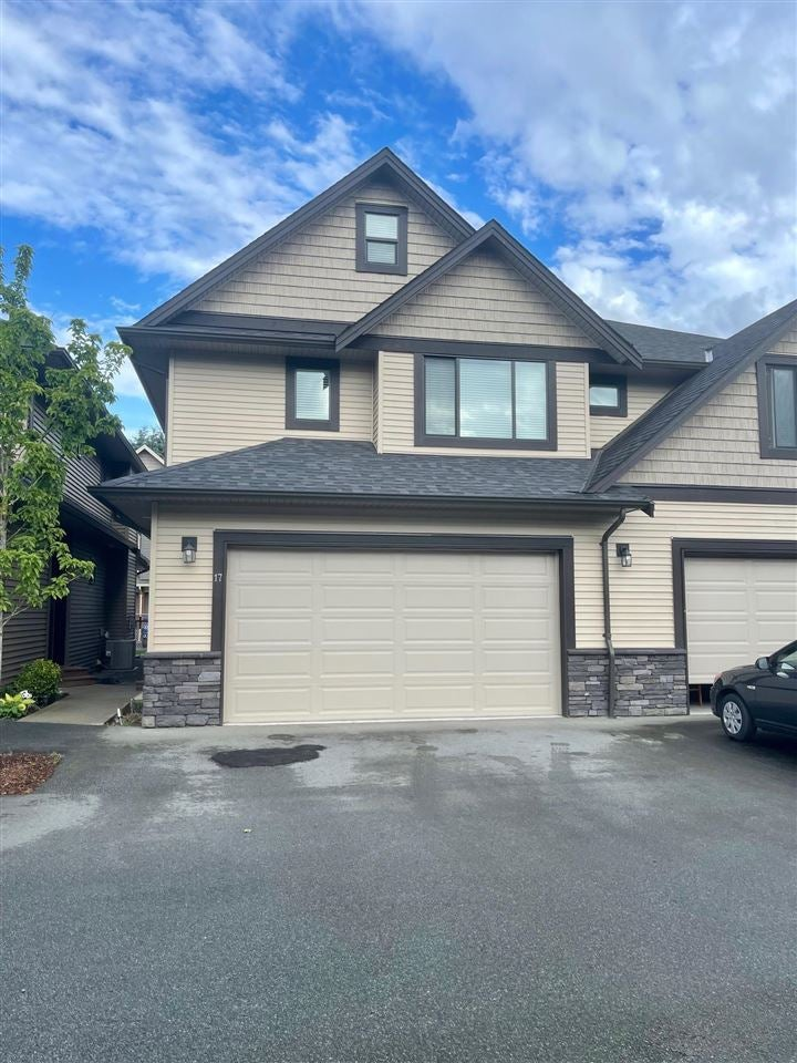 17 7411 MORROW ROAD - Agassiz Townhouse for sale, 3 Bedrooms (R2590598)