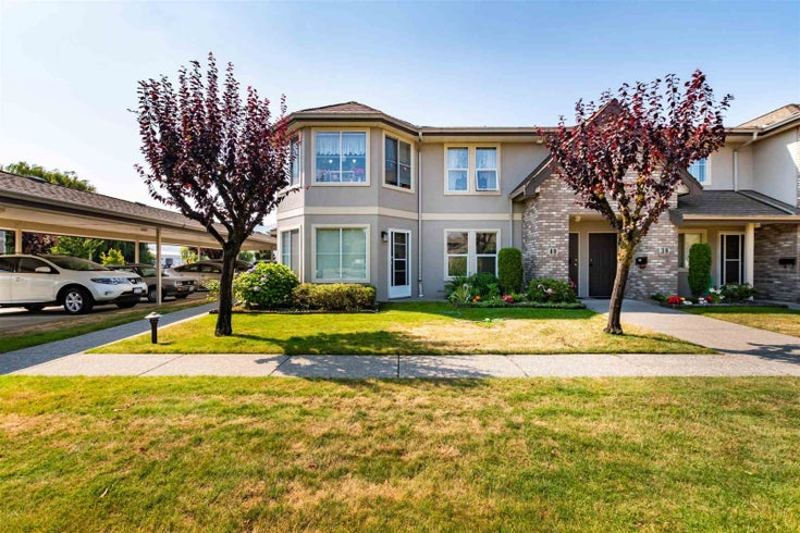 39 8533 BROADWAY STREET - Chilliwack E Young-Yale Townhouse for sale, 2 Bedrooms (R2602554)