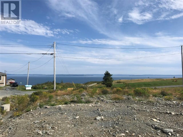 Lot 1 Oceanview Sub-Division - Upper Island Cove for sale(1236722)