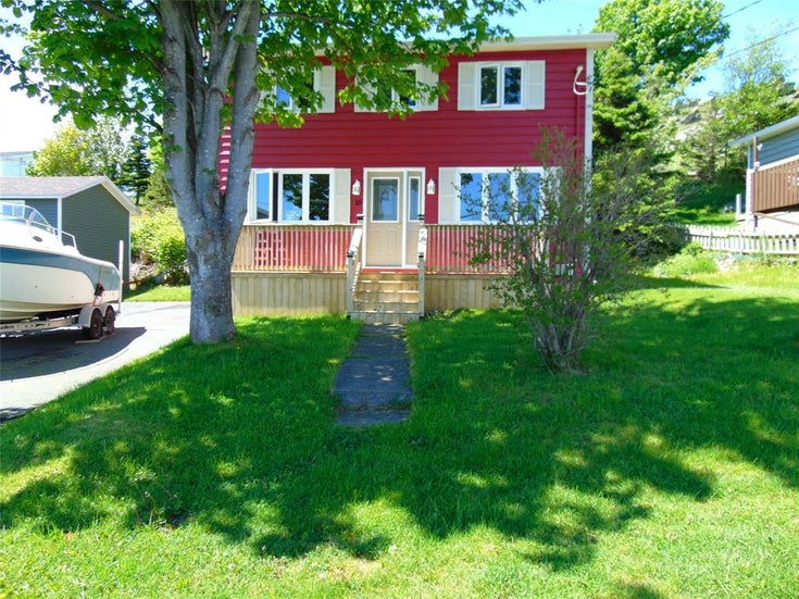 16 Oil Road - Upper Island Cove Single Family for sale(1216248)