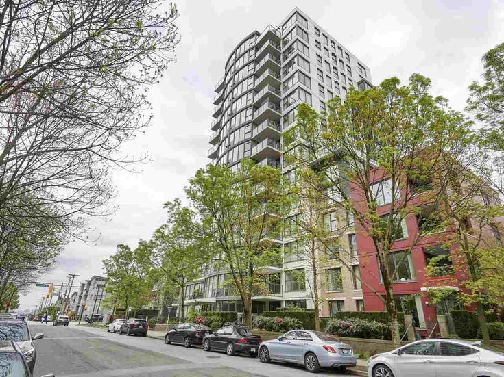 401 1428 W 6th Avenue - Fairview VW Apartment/Condo for sale, 2 Bedrooms (R2364920)