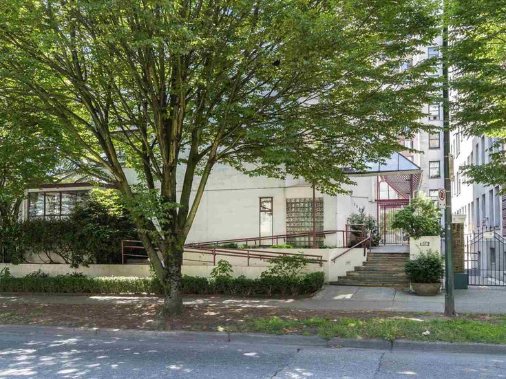 202 1042 Nelson Street - West End VW Apartment/Condo for sale, 1 Bedroom (R2394423)