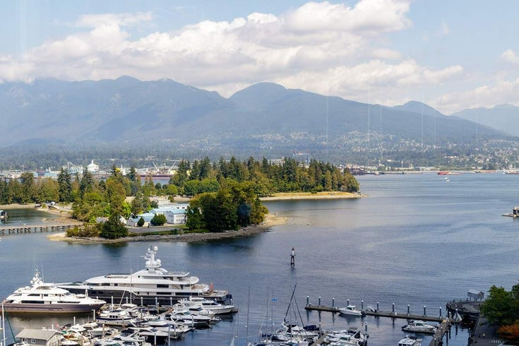 1603 555 Jervis Street - Coal Harbour Apartment/Condo for sale, 1 Bedroom (R2487404)