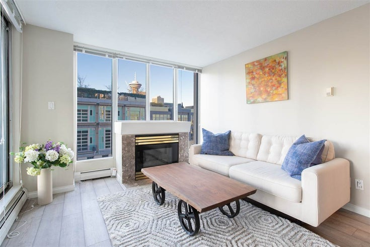 1101 183 Keefer Place - Downtown VW Apartment/Condo for sale, 2 Bedrooms (R2522486)