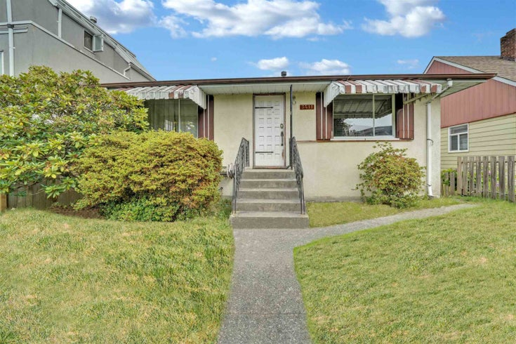 3411 ANZIO DRIVE - Renfrew Heights House/Single Family for sale, 3 Bedrooms (R2601293)