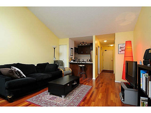 317 1545 E 2nd Avenue - Grandview Woodland Apartment/Condo for sale, 1 Bedroom (V1030972)