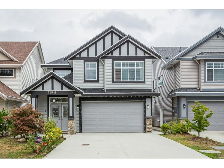 34841 Mcmillan Place - Abbotsford East House/Single Family for sale, 4 Bedrooms (R2411341)