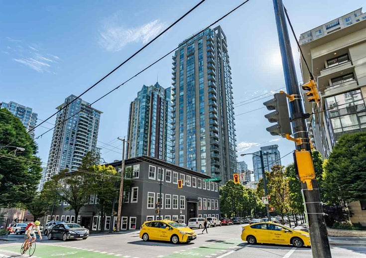 1604 928 Richards Street - Yaletown Apartment/Condo for sale, 1 Bedroom (R2403427)