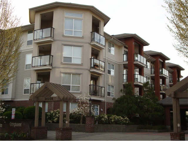 205 20239 Michaud Crescent - Langley City Apartment/Condo for sale, 1 Bedroom (F1326980)