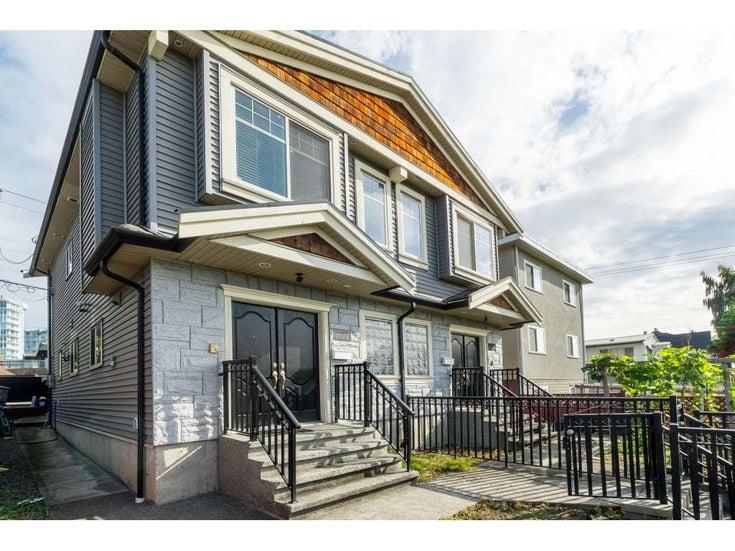 4674 Victoria Drive - Victoria VE 1/2 Duplex for sale, 4 Bedrooms (R2413120)