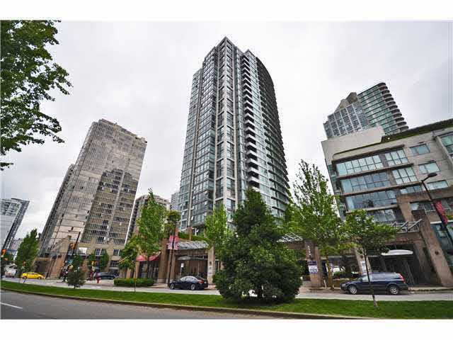 809 1008 Cambie Street - Yaletown Apartment/Condo for sale, 1 Bedroom (V1007572)