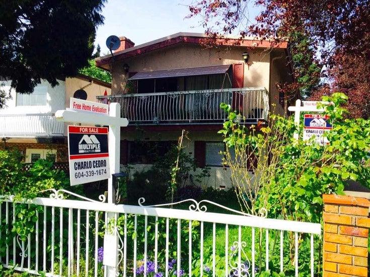 4585 Prince Albert Street - Fraser VE House/Single Family for sale, 6 Bedrooms (R2059103)