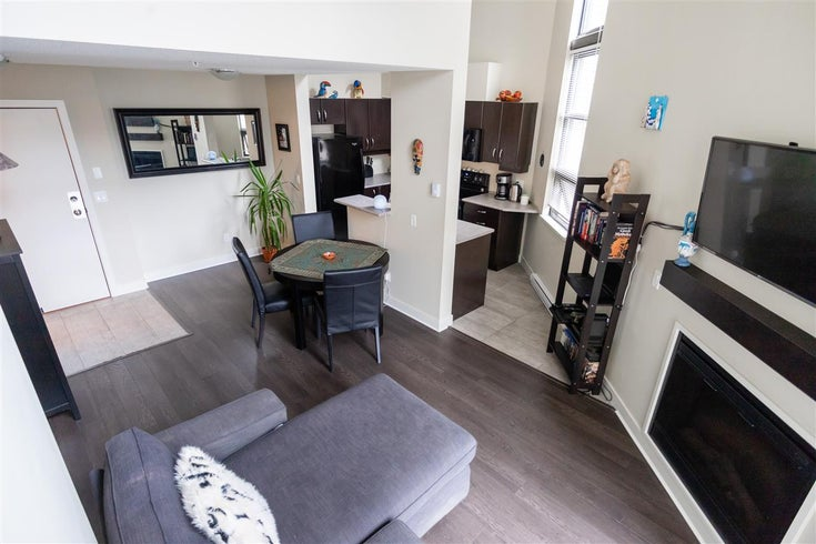 431 10838 City Parkway - Whalley Apartment/Condo for sale, 1 Bedroom (R2307172)