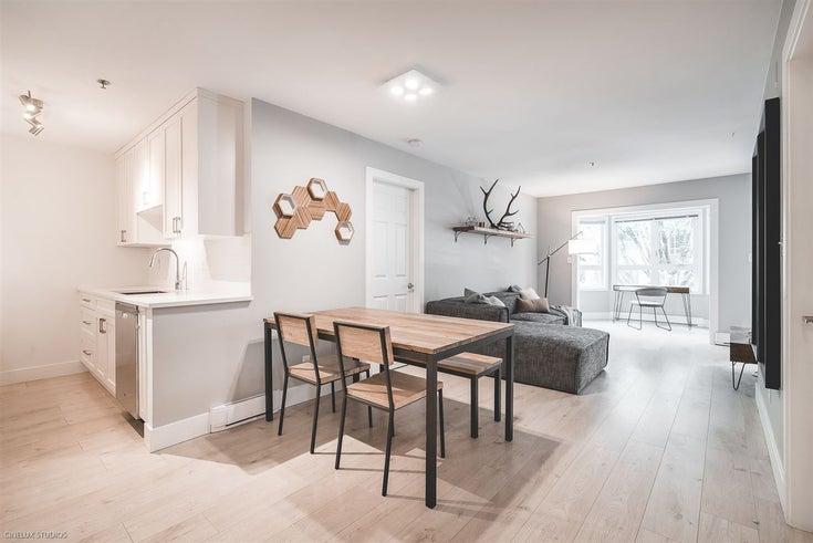 305 1516 E 1st Avenue - Grandview Woodland Apartment/Condo for sale, 2 Bedrooms (R2262310)