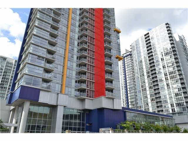 609 111 W Georgia Street - Downtown VW Apartment/Condo for sale, 1 Bedroom (V1016765)