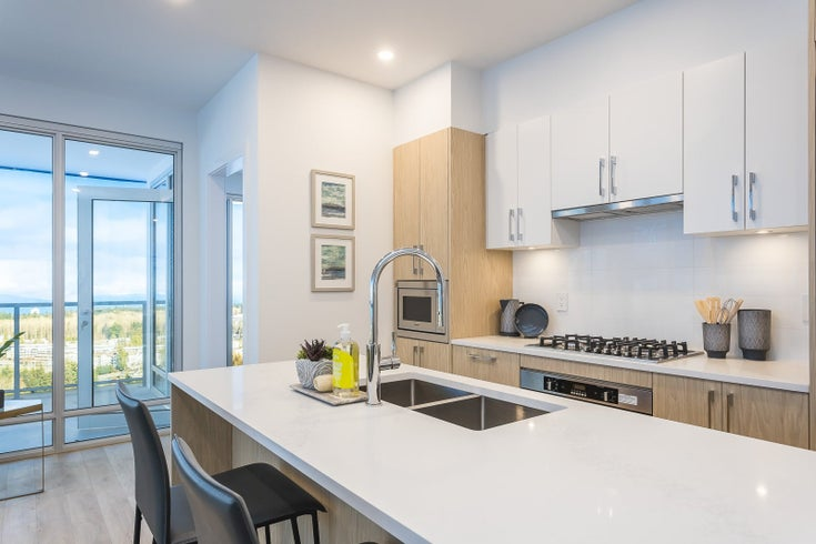 809 - 9677 King George Blvd, Surrey - Whalley Apartment/Condo for sale, 2 Bedrooms (PreSale)