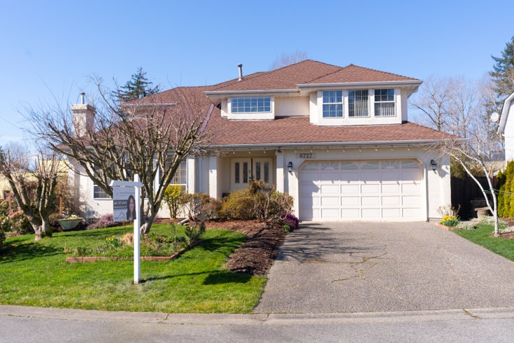8727 142A STREET, Surrey - Bear Creek Green Timbers House/Single Family for sale, 5 Bedrooms (R2551654)