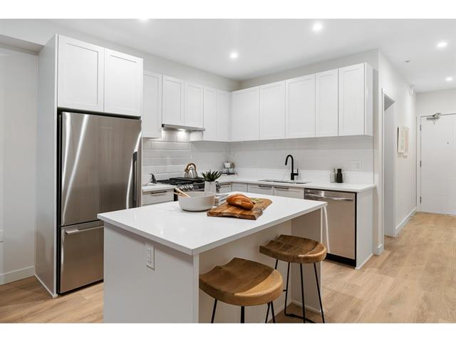 318 5415 BRYDON CRESCENT , Langley - Langley City Apartment/Condo for sale, 2 Bedrooms (R2543611)