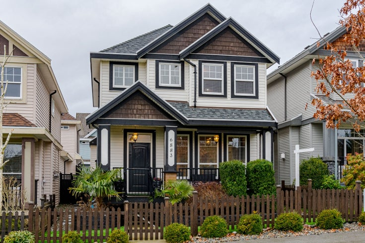 6883 196 STREET, Surrey - Clayton House/Single Family for sale, 6 Bedrooms (R2541919)