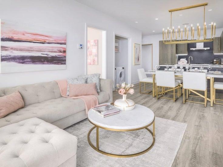 644 - 6340 No. 3 Road Richmond - Brighouse Apartment/Condo for sale, 1 Bedroom (EXCLUSIVE)