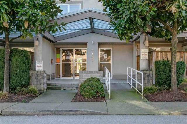 204 3480 Yardley Avenue, Vancouver - Collingwood VE Apartment/Condo for sale, 2 Bedrooms (R2565399)