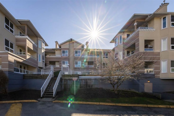 202 19721 64 AVENUE - Willoughby Heights Apartment/Condo for sale, 2 Bedrooms (R2543279)