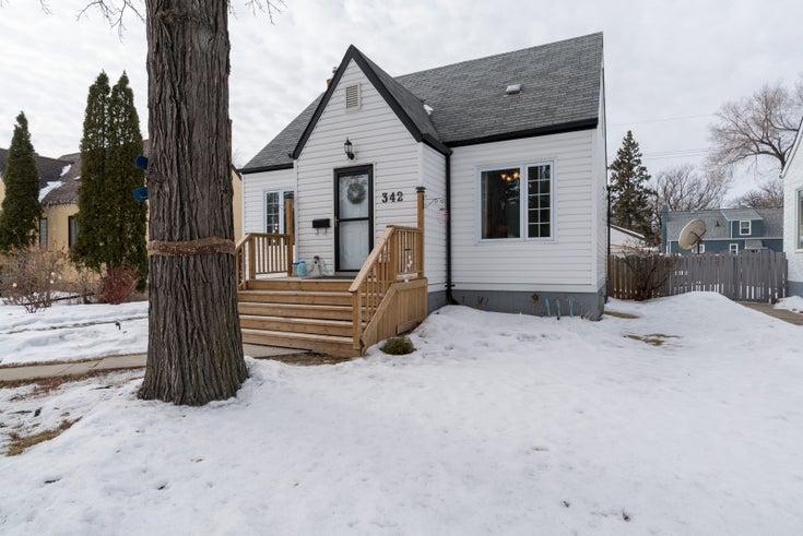 342 Belvidere St - Winnipeg Single Family for sale, 3 Bedrooms (202104596)
