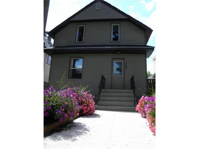 382 Boyd Avenue  - Winnipeg HOUSE for sale, 4 Bedrooms (1311766)