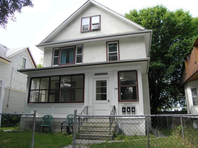 170 Lipton Street  - Winnipeg HOUSE for sale, 6 Bedrooms (1114787)