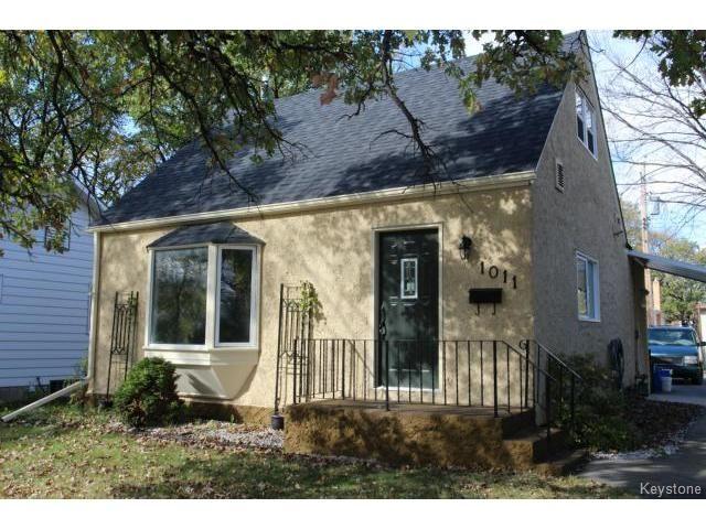 1011 Lorette Avenue  - Winnipeg HOUSE for sale, 3 Bedrooms (1425015)