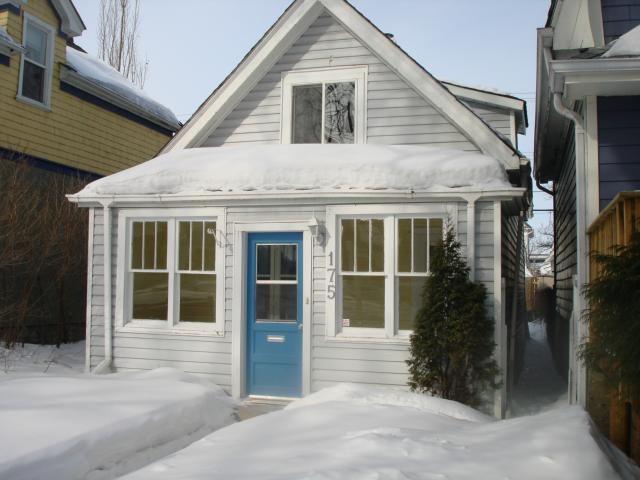 175 Morley Avenue  - Winnipeg HOUSE for sale, 2 Bedrooms (1103256)