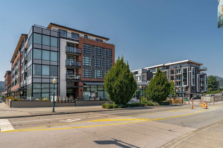 409 95 MOODY STREET - Port Moody Centre Apartment/Condo for sale, 2 Bedrooms (R2602041)