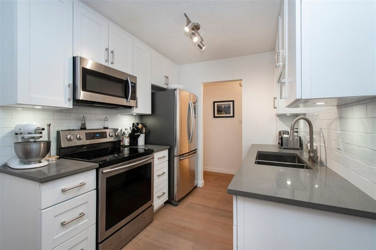 301 150 E 5TH STREET - Lower Lonsdale Apartment/Condo for sale, 1 Bedroom (R2583014)
