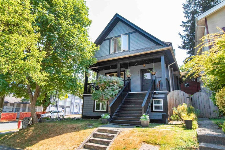 298 E 22ND AVENUE - Main House/Single Family for sale, 5 Bedrooms (R2610462)