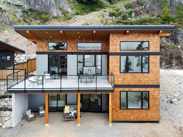 240 Shore Lane - Bowen Island House/Single Family for sale, 3 Bedrooms (R2461118)