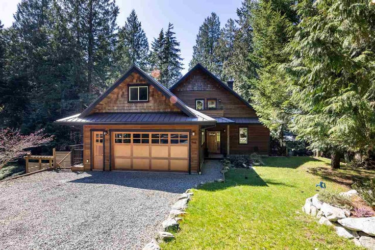 946 SPYGLASS ROAD - Bowen Island House/Single Family for sale, 4 Bedrooms (R2569012)