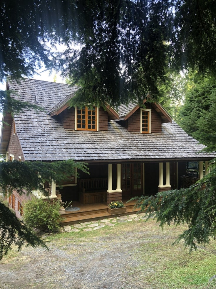 1741 Bowen Bay Road - Bowen Island House/Single Family for sale, 5 Bedrooms (R2478129)