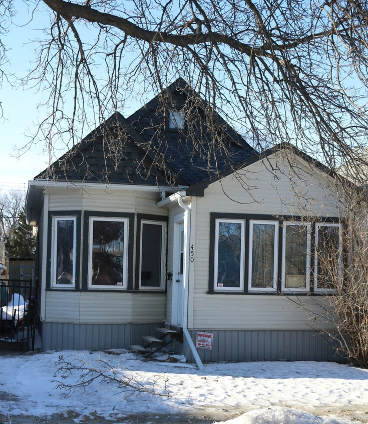 450 Tweed Ave, Winnipeg, Manitoba - Other Single Family for sale, 2 Bedrooms (1705027)