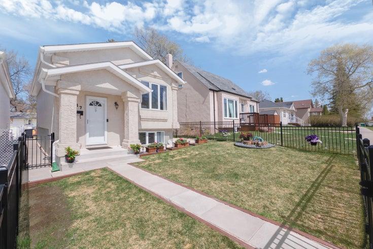 147A Kingsbury Avenue - Winnipeg Single Family for sale, 3 Bedrooms (202111602)