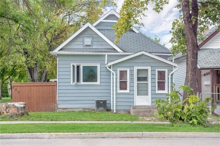 450 McKenzie Street, Winnipeg, Manitoba - Other Single Family for sale, 3 Bedrooms (202000029)