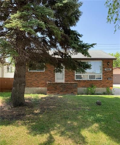 344 Sutton Ave. Winnipeg, Manitoba - Other Single Family for sale, 3 Bedrooms (1905076)