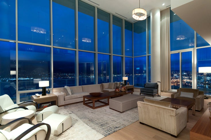 PH01 1011 W CORDOVA STREET - Coal Harbour Apartment/Condo for sale, 3 Bedrooms (V906989)