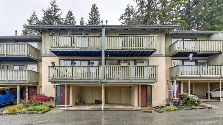 1032 Lillooet Road - Lynnmour Townhouse for sale, 4 Bedrooms (R2552207)