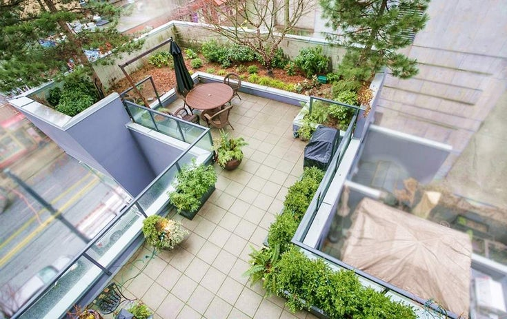 403 1199 Seymour Street - Downtown VW Apartment/Condo for sale, 1 Bedroom (R2231945)