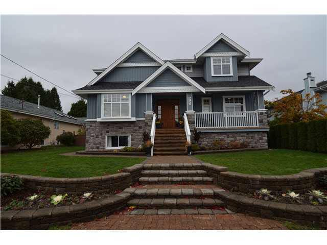 945 Dansey Avenue - Central Coquitlam House/Single Family for sale, 5 Bedrooms (V919172)