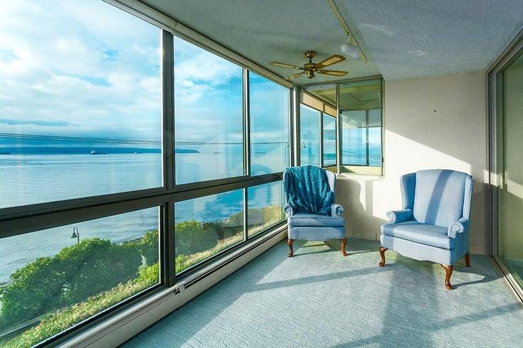 201 2108 Argyle Avenue - Dundarave Apartment/Condo for sale, 2 Bedrooms (R2012640)